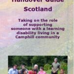 Camphill Families & Friends Handover Guide